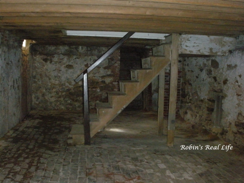 The Basement Stairs - Poe House Philly 2