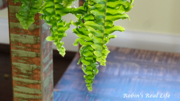 Boston Fern Green Watermark